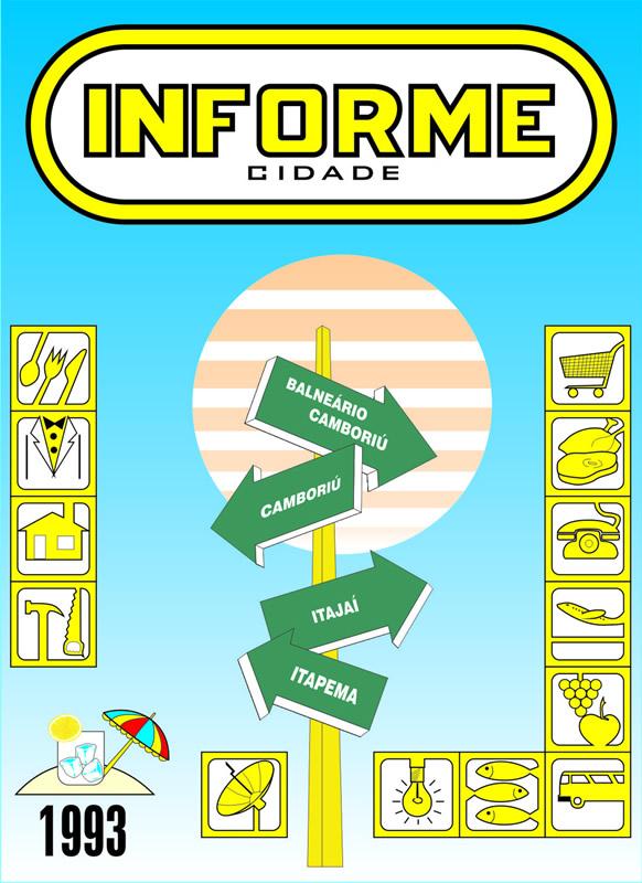 Guia Informe Capa Edição 1993