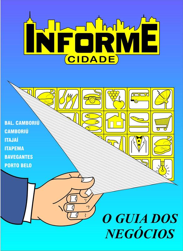 Guia Informe Capa Edição 1994