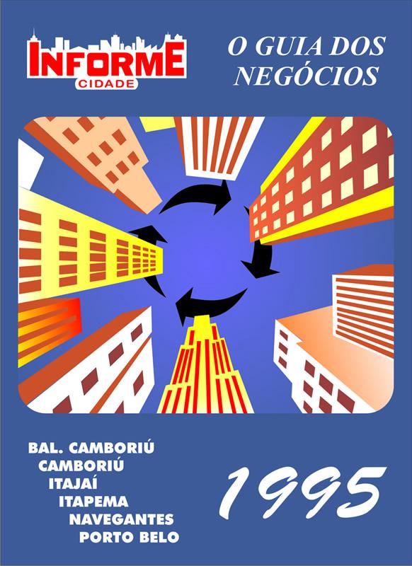 Guia Informe Capa Edição 1995