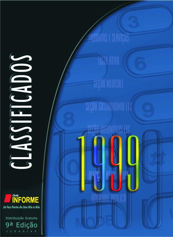 Guia Informe Capa Edição 1999