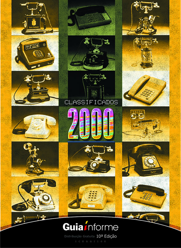 Guia Informe Capa Edição 2000