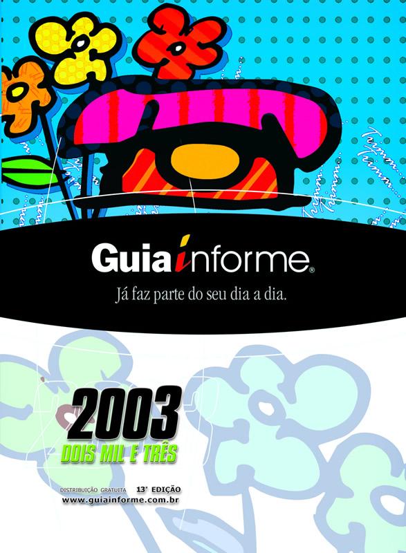 Guia Informe Capa Edição 2003
