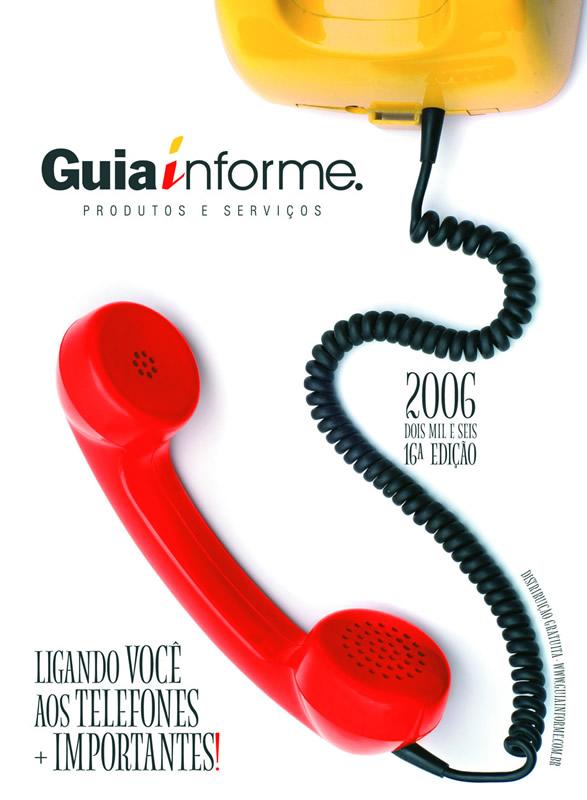 Guia Informe Capa Edição 2006