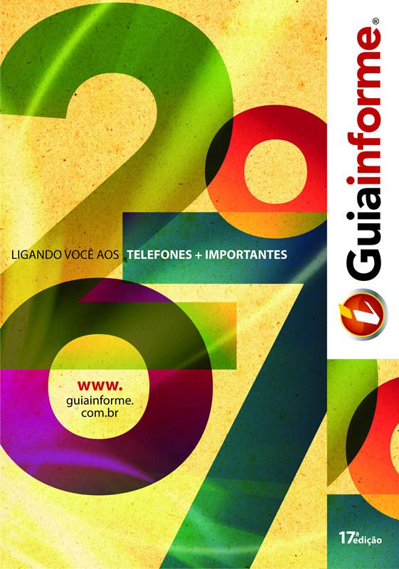 Guia Informe Capa Edição 2007