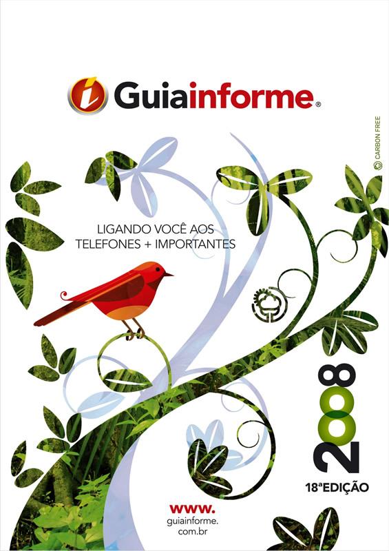 Guia Informe Capa Edição 2008
