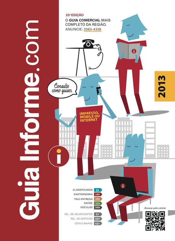 Guia Informe Capa Edição 2013