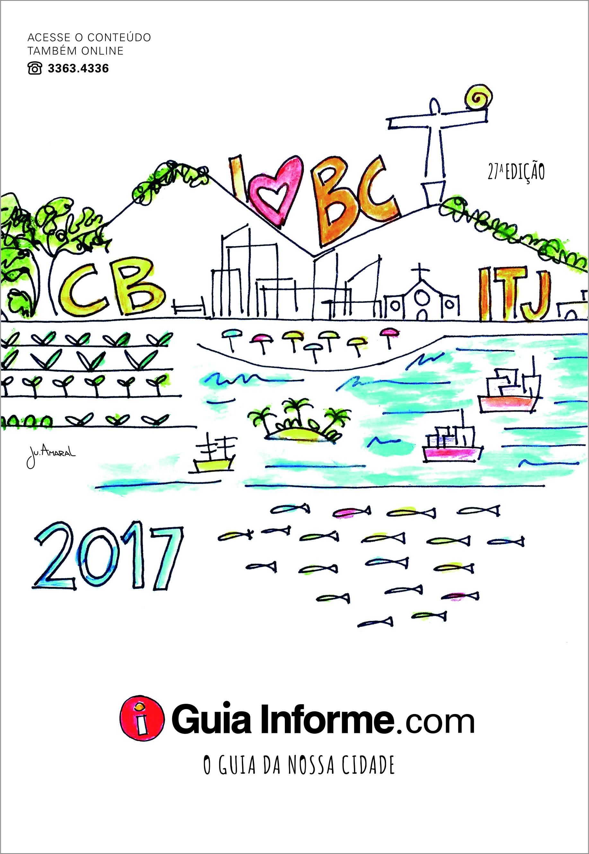 Guia Informe Capa Edição 2017